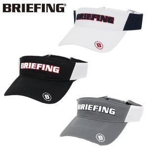ブリーフィング ゴルフ メッシュバイザー メンズ 帽子  BRG191M35 2019モデル|g-zone