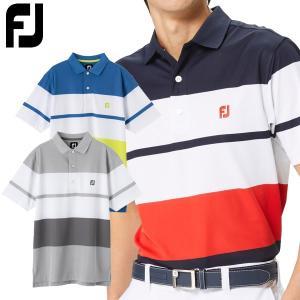 フットジョイ ゴルフウェア メンズ ポロシャツ FJ-S19-S03 2019春夏 35%OFF g-zone