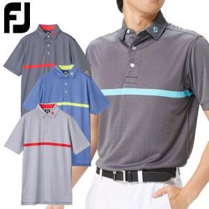 フットジョイ ゴルフウェア メンズ ポロシャツ FJ-S19-S06 2019春夏 35%OFF g-zone