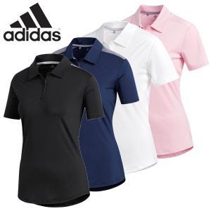 アディダス ゴルフウェア レディース 半袖ポロシャツ FRL20 2019春夏|g-zone
