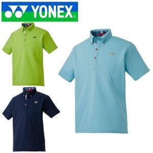 ヨネックス ゴルフウェア メンズ 半袖ポロシャツ GWS1142 2019春夏|g-zone