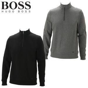 ヒューゴ ボス ゴルフウェア メンズ シーガル 08 ジップネックシャツ スウェット 50391700 2019モデル US仕様 g-zone