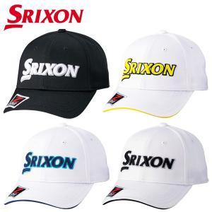 スリクソン ゴルフ キャップ 帽子 スモールサイズ メンズ SMH9130XJ 2019モデル|g-zone