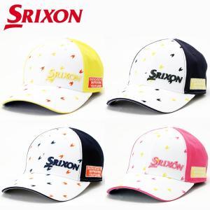 スリクソン ゴルフ メッシュキャップ 帽子 レディース SWH9156L 2019モデル 数量限定モデル|g-zone