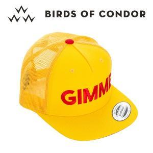 バーズオブコンドル ゴルフウェア メンズ キャップ TEMC9S02 2019春夏 g-zone