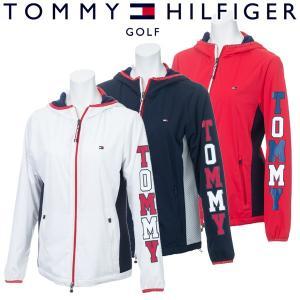 トミーヒルフィガー ゴルフウェア レディース ジャケット THLA901 2019春夏|g-zone
