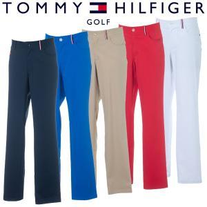 トミーヒルフィガー ゴルフウェア メンズ ロングパンツ THMA924 2019春夏 30%OFF g-zone