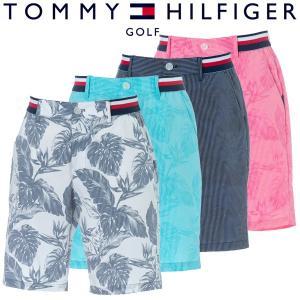 トミーヒルフィガー ゴルフウェア メンズ ショートパンツ ハーフパンツ THMA953 2019春夏 30%OFF|g-zone