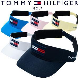 トミーヒルフィガー ゴルフウェア バイザー THMB900F 2019春夏 g-zone