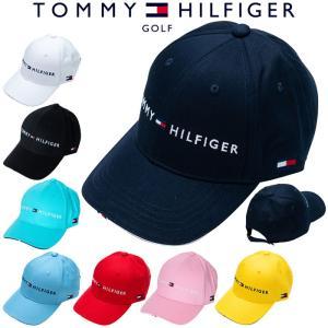 トミーヒルフィガー ゴルフウェア キャップ THMB90EF 2019春夏 g-zone