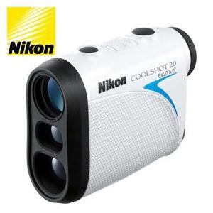 ニコン クールショット 20 携帯型レーザー距離計|g-zone