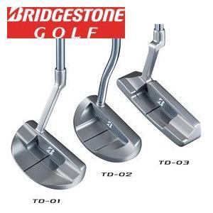ブリヂストンゴルフ パター 2014モデル TD-01,TD-02,TD-03|g-zone