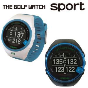 グリーンオン GPS ゴルフナビ ザ・ゴルフウォッチ スポルト 腕時計型 THE GOLF WATCH SPORT|g-zone