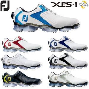 フットジョイ ゴルフシューズ メンズ XPS-1 Boa エックスピーエスワン ボア 2016 FOOTJOY 19sbn|g-zone