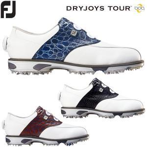 フットジョイ ドライジョイズ ツアー ボア ゴルフシューズ メンズ DRYJOYS TOUR Boa|g-zone