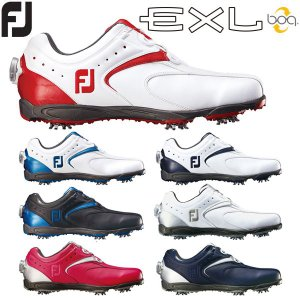 フットジョイ ゴルフシューズ メンズ イーエックスエル ボア EXL Boa 2016|g-zone