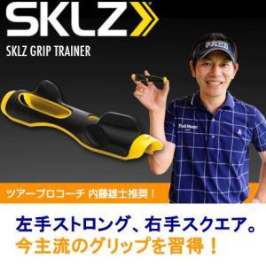 ヤマニゴルフ グリップトレーナー SKLZ SKMGNT28 YAMANI GOLF スイング練習器具 ゴルフ練習用品 g-zone