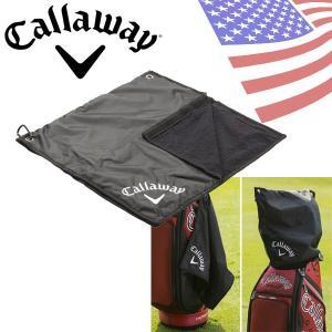 キャロウェイ レインフード タオル C30410 ゴルフ アクセサリー USAモデル|g-zone