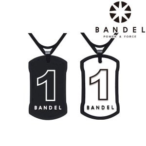 メール便送料無料(1個まで) バンデル ナンバー ネックレス リバーシブル BANDEL NumberSeries Necklace Reversible|g-zone