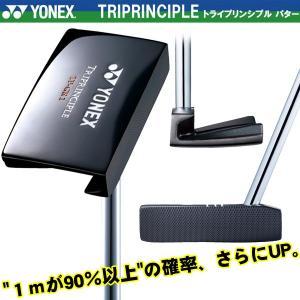 ヨネックス トライプリンシプル パター TP-GR1 TRIPRINCIPLE|g-zone