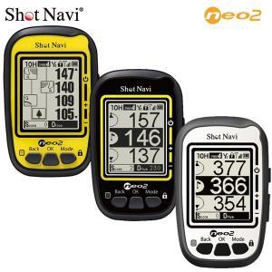 ショットナビ ネオ2 GPSゴルフナビ NEO2|g-zone