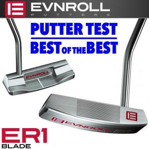 イーブンロール パター ER1 ブレード EVNROLL ベストオブベストパター USAモデル|g-zone