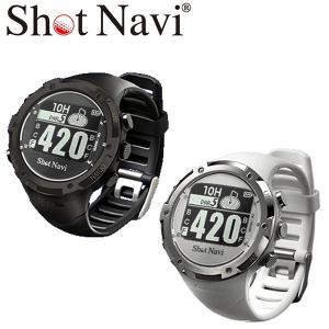 ショットナビ W1-GL GPSゴルフナビ 腕時計型 海外コース対応|g-zone