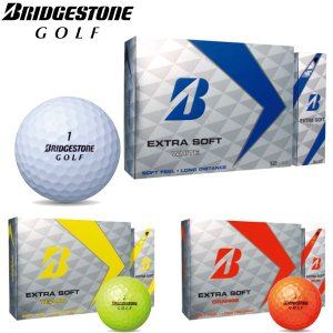 ブリヂストンゴルフ エクストラソフト ゴルフボール 1ダース 12p 2017モデル g-zone