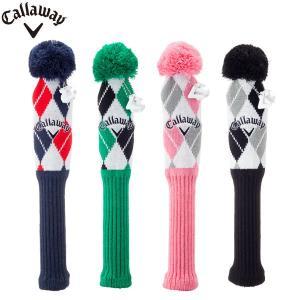 キャロウェイ ヘッドカバー ニット フェアウェイウッド用 17 JM Knit Callaway|g-zone