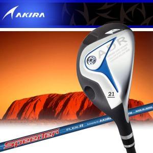 アキラ ゴルフ ADR ユーティリティ NewSPEEDERテクノロジーADRカーボン|g-zone
