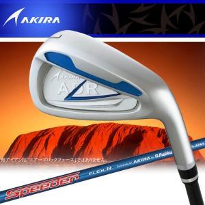 アキラ ゴルフ ADR アイアン 5本セット NewSPEEDERテクノロジーADRカーボン|g-zone