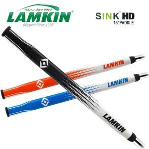 ラムキン グリップ シンクHD 15パドル パターグリップ LAMKIN SINK HD|g-zone