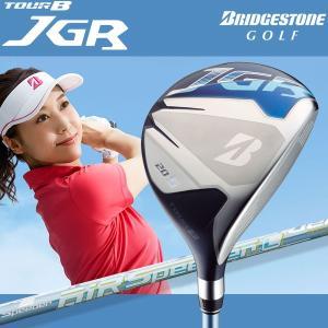 ブリヂストン ゴルフ TOUR B JGR LADY フェアウェイウッド レディース 2017モデル AiR Speeder L|g-zone