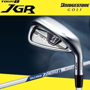 ブリヂストン ゴルフ TOUR B JGR HF1 アイアン 5本セット N.S.PRO Zelos 8 シャフト 19sbn|g-zone