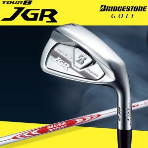 ブリヂストン ゴルフ TOUR B JGR HF2 アイアン 6本セット N.S.PRO MODUS3 TOUR105 シャフト|g-zone