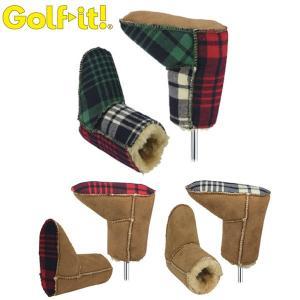ライト ゴルフイット BABY BOOTS パターカバー H-68|g-zone