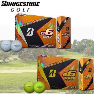 【期間限定】【送料無料】 ブリヂストンゴルフ e6 ソフト ゴルフボール 1ダース 12p BRIDGESTONE GOLF e6SOFT 19sbn|ジーゾーン ゴルフ PayPayモール店