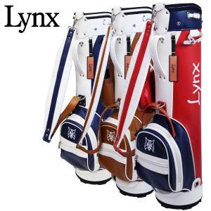【期間限定】 リンクス ゴルフ クラシックバッグ キャディバッグ LXCB-1000|g-zone