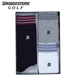 ブリヂストンゴルフ ソックスギフトセット GAG405 ギフトセット|g-zone