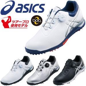 アシックス ゲルエース ツアー3 ボア TGN923 ゴルフ...