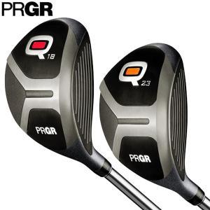 PRGR プロギア Q キュー フェアウェイウッド Q18、Q23 日本正規品 2018モデル|g-zone