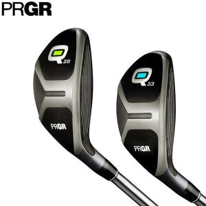 PRGR プロギア Q キュー ユーティリティ Q28、Q33 日本正規品 2018モデル|g-zone