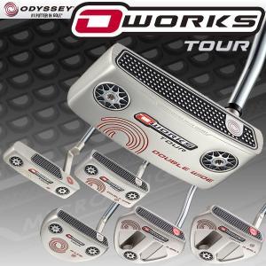 オデッセイ オーワークス ツアー パター シルバー O-WORKS Tour 2018年モデル 日本仕様 19sbn|g-zone