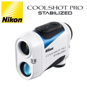 Nikon COOLSHOT PRO STABILIZED  ●手ブレを約80%低減する「STABI...