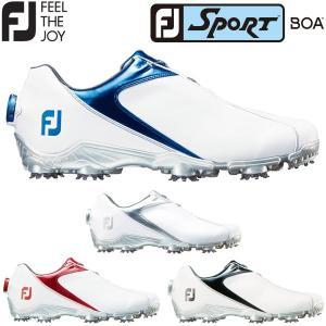 フットジョイ スポーツ ボア ゴルフシューズ メンズ SPORT Boa 2018モデル|g-zone