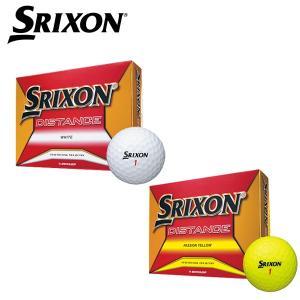 スリクソン ディスタンス ゴルフボール 1ダース(12P) 2018年モデル g-zone