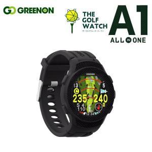 グリーンオン ゴルフ ザ・ゴルフウォッチ A1 腕時計型GPSゴルフナビ G012|g-zone