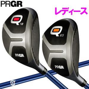 PRGR プロギア Q キュー フェアウェイウッド レディース Q18、Q23 日本正規品 2018モデル|g-zone