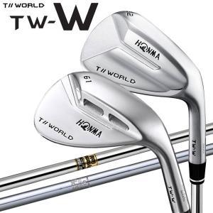 ホンマ ゴルフ TW-W ウェッジ スチールシャフト 2019モデル|g-zone