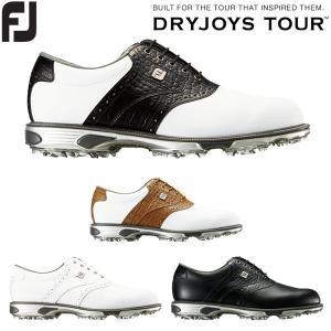 フットジョイ ゴルフシューズ メンズ DRYJOYS TOUR Lace ドライジョイズ ツアー 紐タイプ 2018年モデル|g-zone